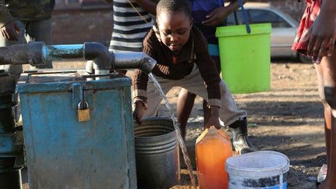 Hunger, Dürre und Zyklon: Im südlichen Afrika bahnt sich Krise an