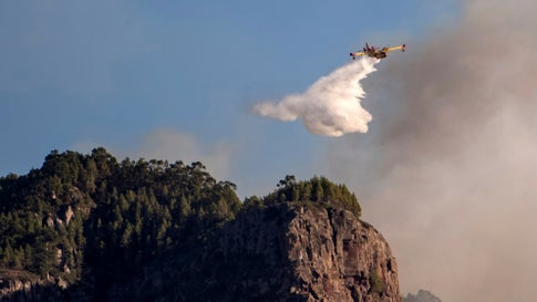 Gran Canaria: Menschen können nach Waldbrand nach Hause - doch Gefahr ist nicht gebannt