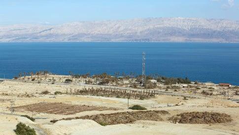 50 Grad am Toten Meer: Israel verzeichnet heißesten Tag seiner Geschichte