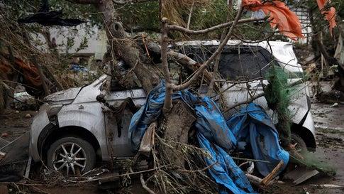 Nach Monster-Taifun: Weitere Todesopfer nach Taifun in Japan entdeckt