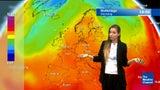 Hitze und Blitze zum Wochenstart: 34 Grad bringen explosive Luftmischung