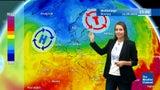 Polarluft wird angesogen: Besondere Wetterlage bringt Temperatursturz und Bodenfrost