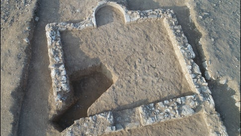 Israel: Archäologen entdecken 1200 Jahre alte Moschee in Wüste