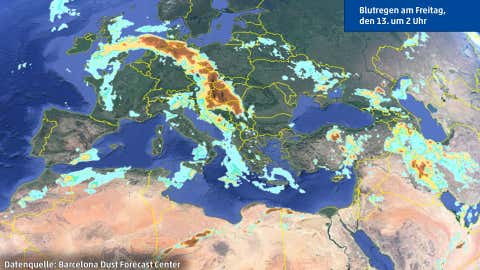 Barcelona Dust Forecast Center