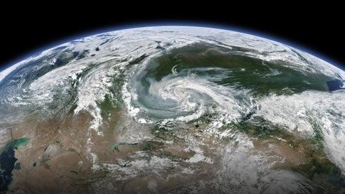 Jährlich brennt Fläche groß wie Indien - Studie offenbart, wie sehr das dem Klima schadet