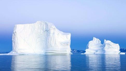 """Grönland verkauft Schmelzwasser - """"Welche Märkte sie anstreben, ist ihre Sache"""""""