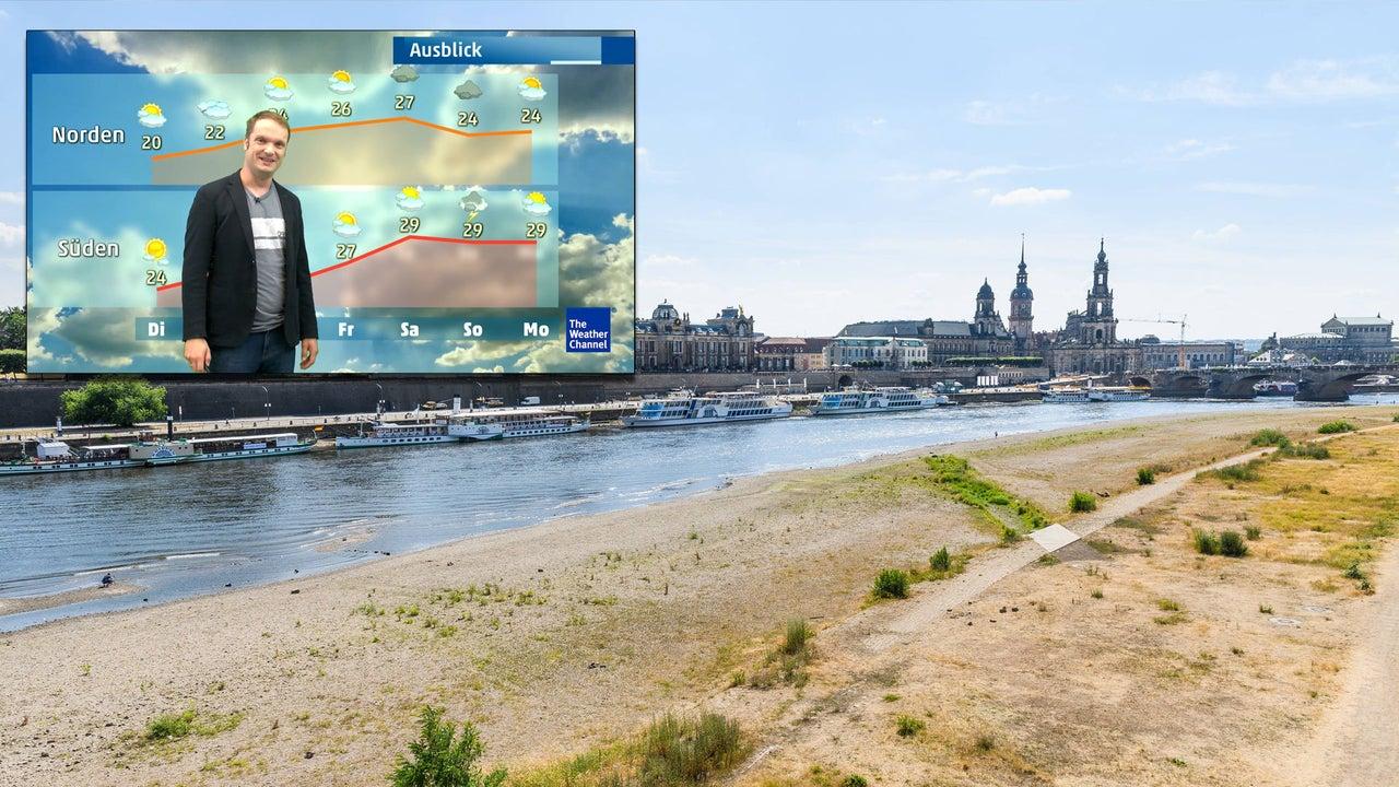 Wetter heute: Hoch Xandra bringt den Sommer zurück