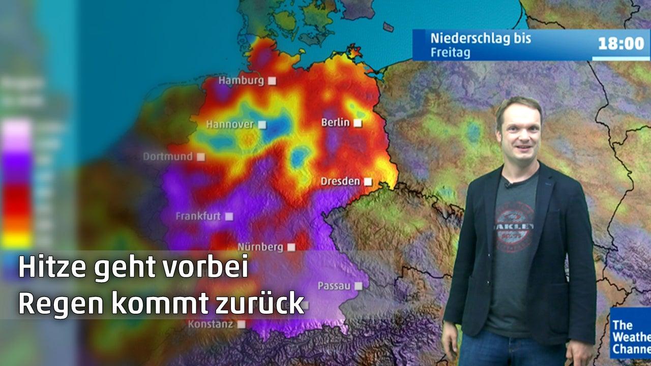 Wie Wird Das Wetter Heute In Frankfurt Am Main
