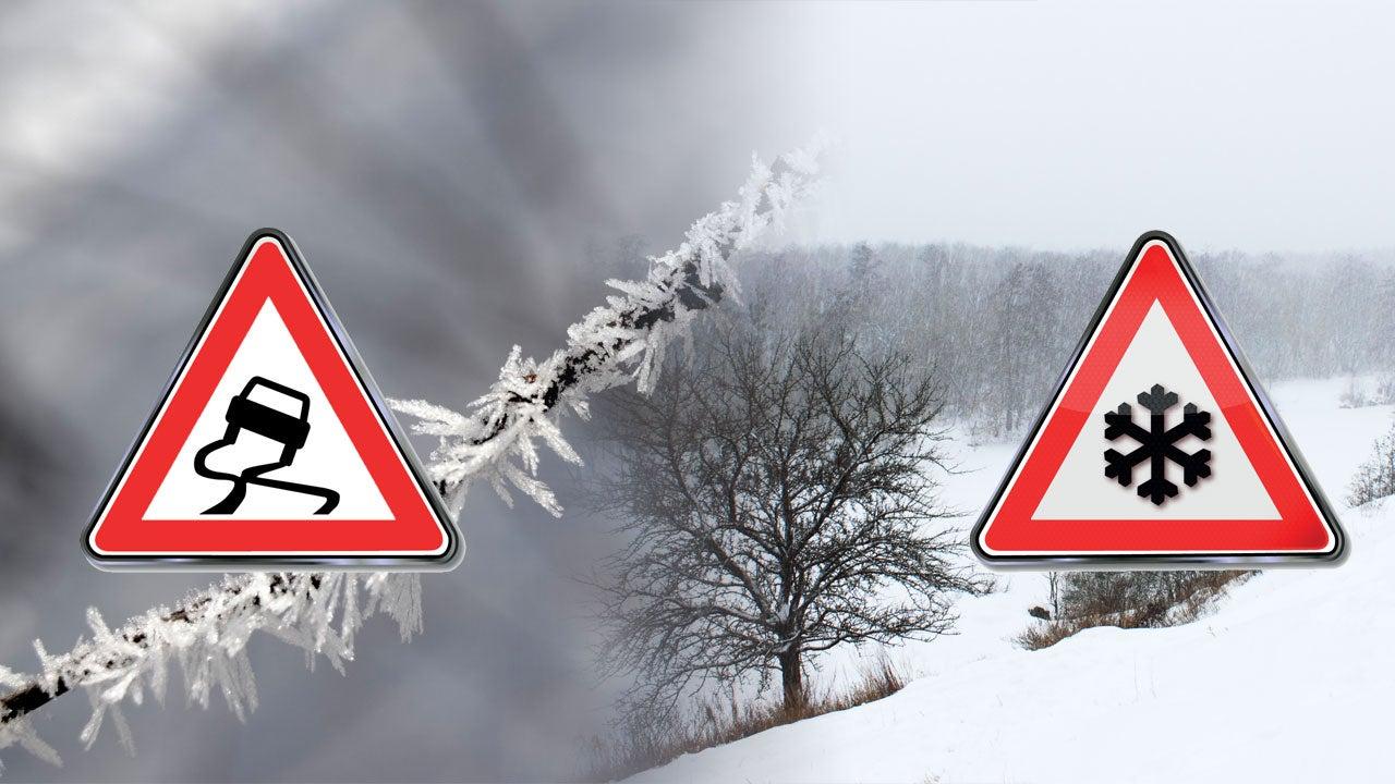 7-Tages-Vorschau: Brigida bringt jetzt frostige Kälte!
