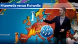 Reisewetter-Trend: Europa im Juni