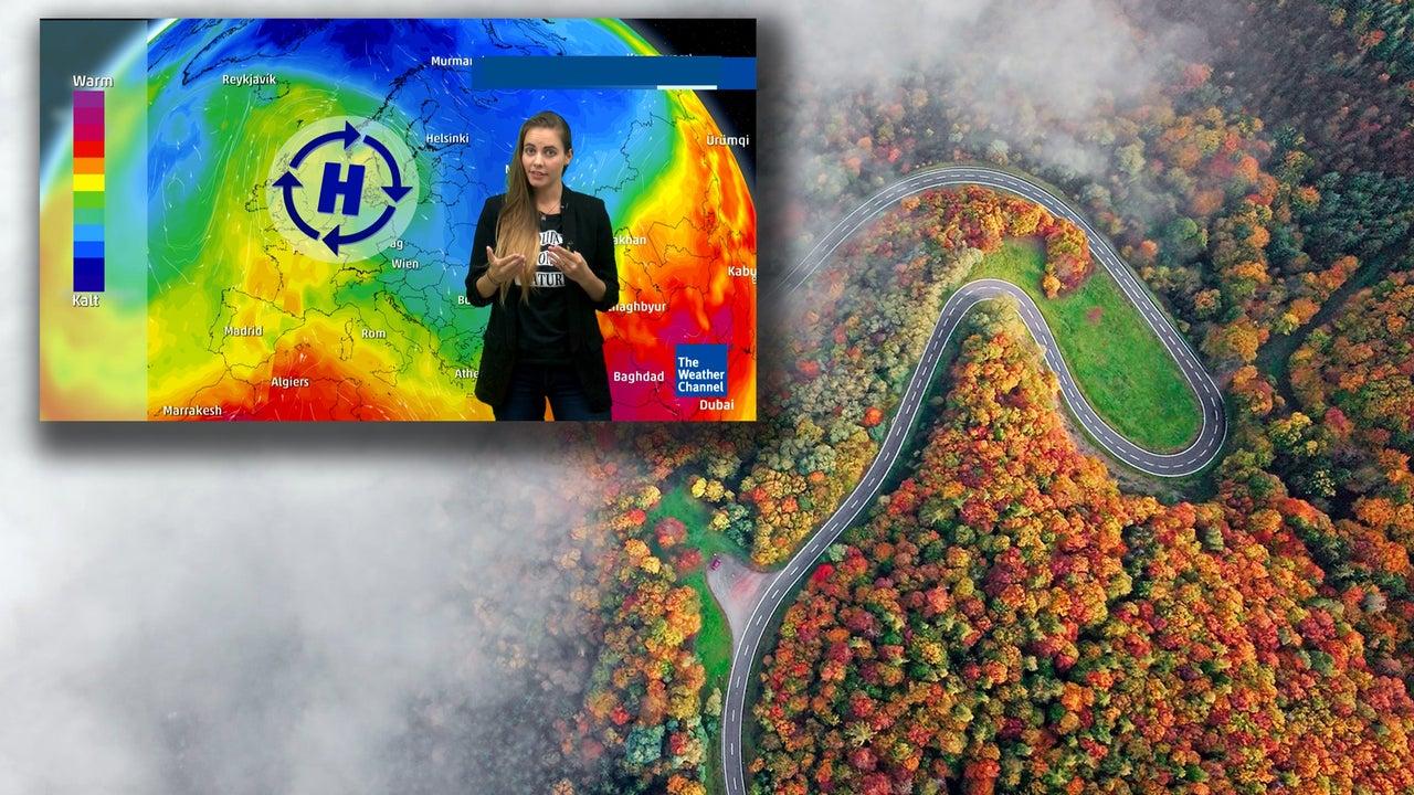 Meteorologin gibt Ausblick auf Oktober
