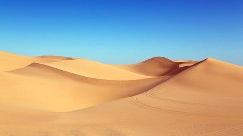 Sand verrät seine Herkunft am Klang - Warum das noch wichtig wird