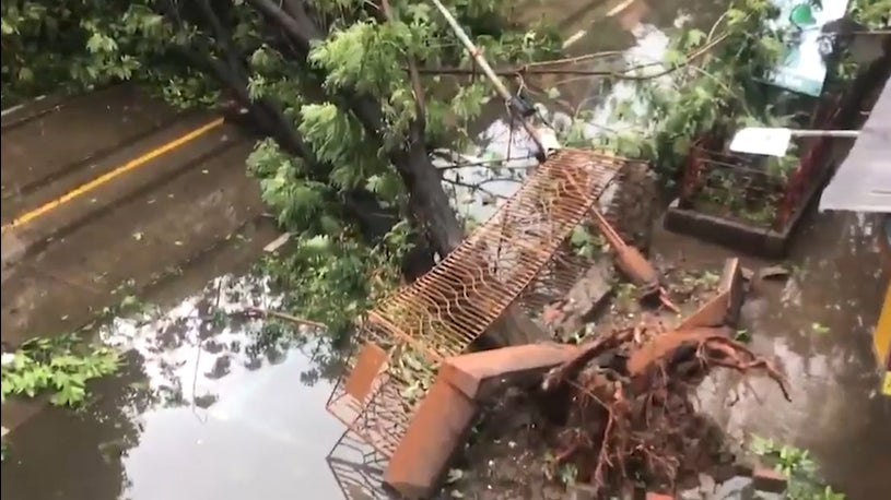 Nearly 100 Dead, Millions Displaced After Powerful Cyclone Amphan