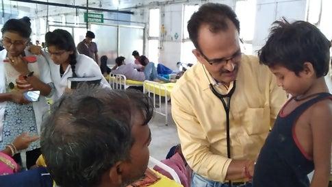 As Summer Heat Continues, Outbreak of Encephalitis Kills Over 120 Children in Bihar