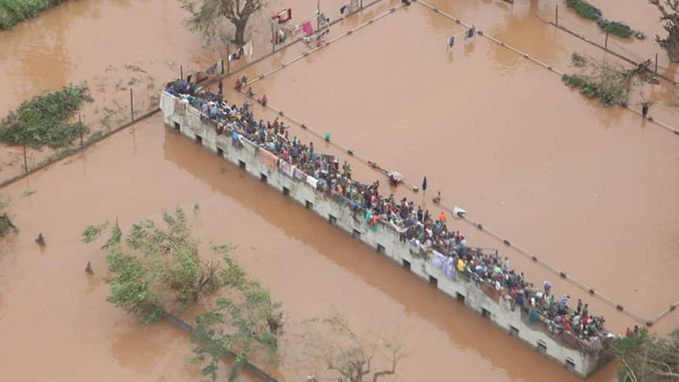 Humanitarian Crisis Escalates, City Could Be Submerged