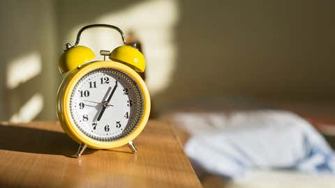 Alarm clock (iStock via News 1130)