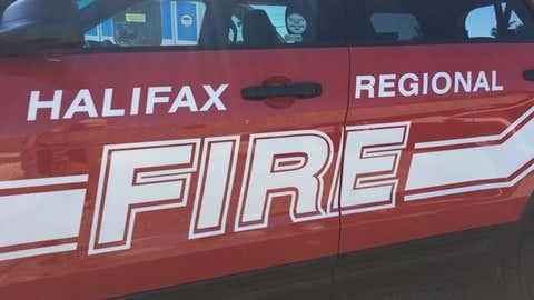 A Halifax Fire vehicle (Meghan Groff/HalifaxToday.ca)
