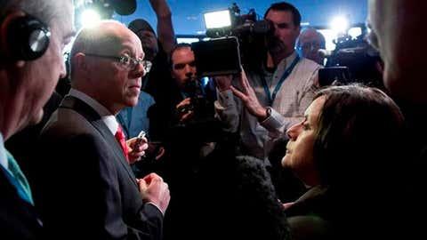 Newfoundland and Labrador's health minister, John Haggie. (The Canadian Press)