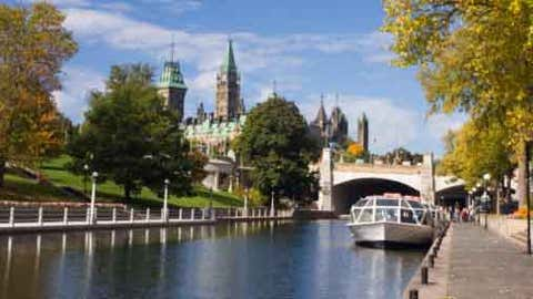 Ottawa's Rideau Canal (Provided by 1310 News)