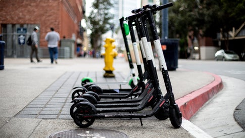 E-Scooters Are Not as Green as People Think, Research Says