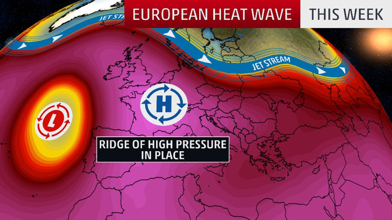 How much longer will this record-smashing heat wave last?