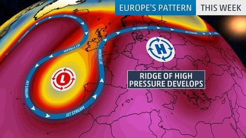 Europe Awaits Record-Smashing June Heat Wave