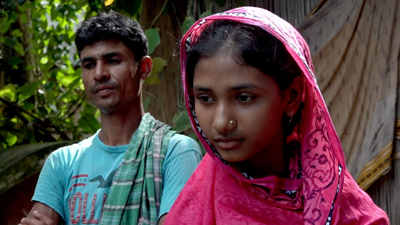 The Child Brides Of A Ruthless River