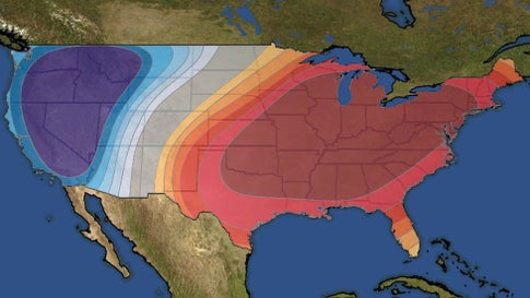 Fall to Begin With Summerlike Temperatures Across Much of Country