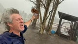 Australian Farmer Can't Contain Joy at Sight of Rain