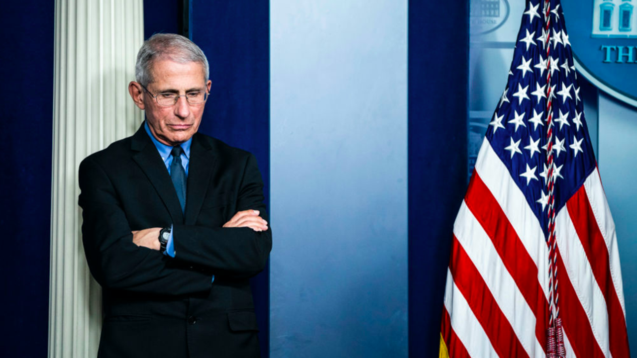 "Dr. Anthony Fauci warned Sunday that ""We're going to have millions of cases"" of coronavirus"
