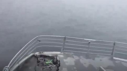 Ferry Runs Aground in Foggy Boston Harbor, At Least 4 Hurt