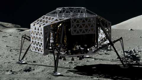 Le module ALINA, qui doit servir de relais. (Crédit PTS)