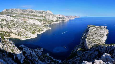 Le fioul provient de l'un des bateaux récemment victime d'une collision au large de la Corse. (CCO)