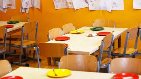 La mairie a décidé de donner des plats froids aux élèves ce mois de juin. (CCO)