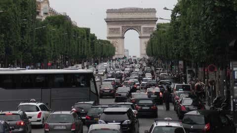 Les véhicules les plus polluants seront exclus de ces zones. (CCO)