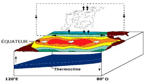 Les experts s'attendent à un phénomène de moyenne intensité. (Illustration/CCO)
