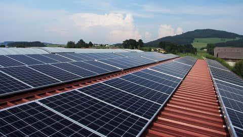 Le secteur de l'agriculture produit désormais 20% des énergies renouvelables en France. (CCO)
