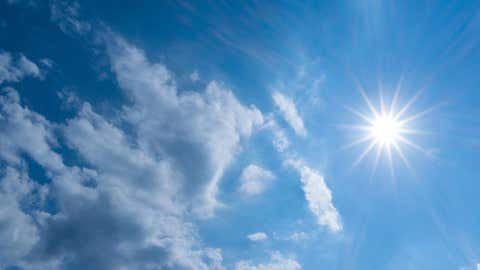 L'été arrive, les conditions météo s'en ressentent ! (CCO)