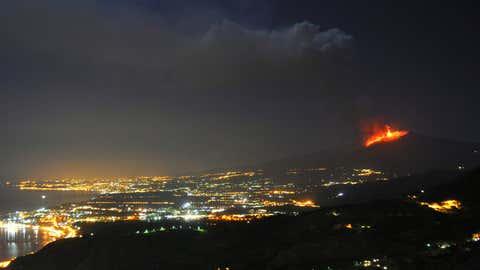 Les secousses continuent de toucher l'île italienne. (Illustration/CCO)