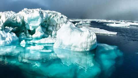 La région connaît des températures inhabituellement chaudes. (NOAA)