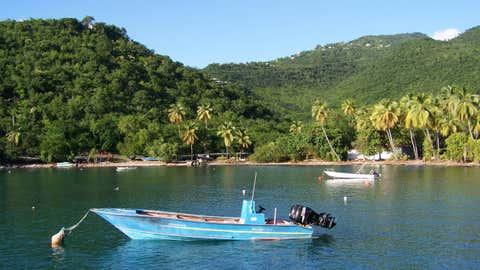 Partez à la découverte de l'île en forme de papillon. (CCO)