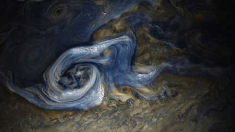 Crédit photo : NASA / SwRI / MSSS / Gerald Eichstädt / Seán Doran
