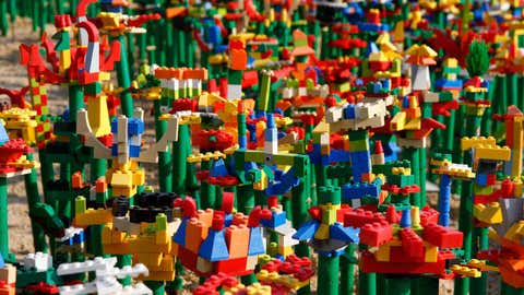 Le plastique utilisé est développé à partir de la canne à sucre. (CCO)
