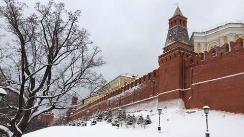 La capitale russe connaît un épisode exceptionnel. (CCO)