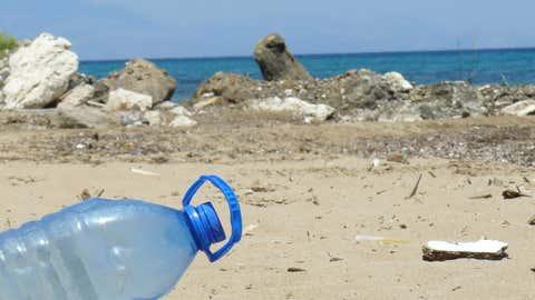 L'association relaie les photos de la pollution prises par lesvacanciers. (CCO)