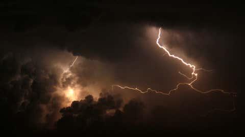 Les orages, localement violents et accompagnés de fortes pluies, vont rythmer la semaine à venir. (CCO)
