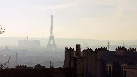 La météo joue un rôle important dans la diffusion de la pollution. (CCO)