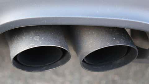 Les taux de particules et de dioxyde d'azote restent préoccupants. (CCO)
