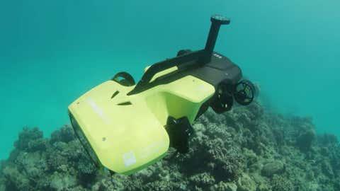 Des chercheurs australiens ont mis au point un robot qu'ils estiment révolutionnaire. (Capture Youtube The QUTube)