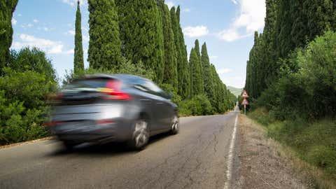 Selon l'Ademe, cette réduction à 80 km/h devrait avoir un effet bénéfique.